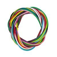 contrat pour améliorer son comportement : ceinture multicolore
