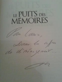 Salon du livre de Paris 2013