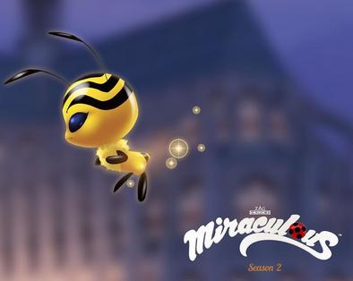 Premier aperçu du kwami abeille
