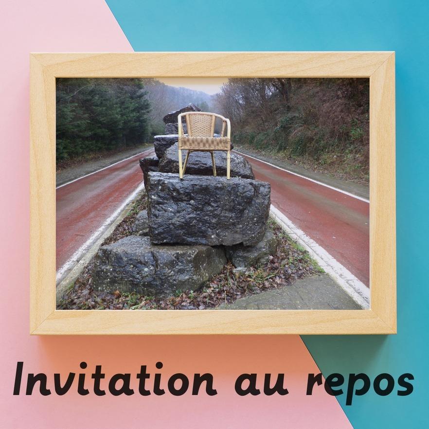 Invitation au repos...