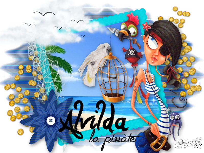 Alvida la Pirate