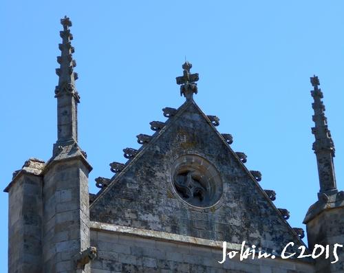Eglise Saint-Malo Dinan