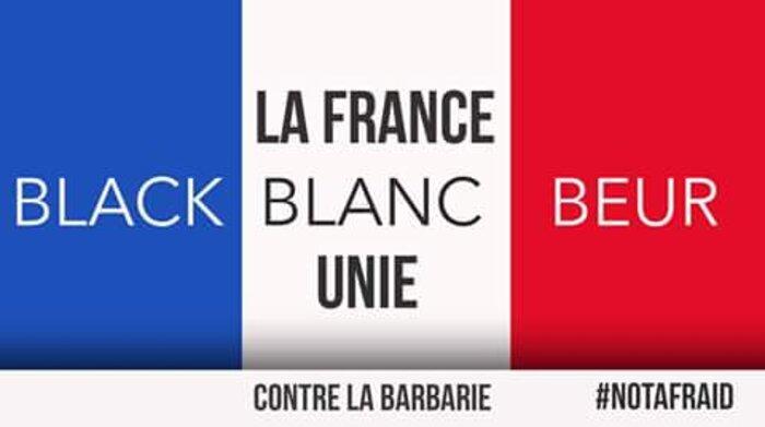Vive la France multiculturelle !!! Vive la France des couleurs !!! Aubervilliers l'exact contraire de Béziers