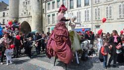 Le carnaval de La Rochelle