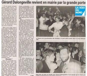 Gérard a gagné