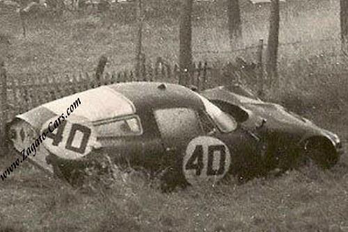 Alfa Roméo au Mans 1953-1973