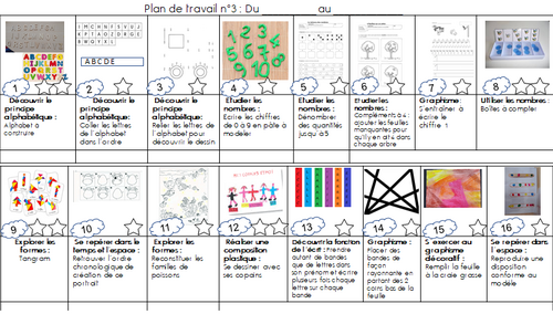Plan de travail n°3 (GS)