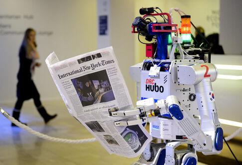 Le numérique peut-il prendre en main l'industrie ?