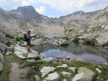 Les lacs de Cambales