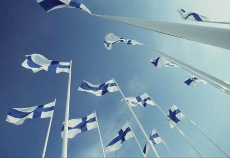 Happy Independence Day, Finland !