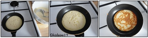 Pancakes - 2ème