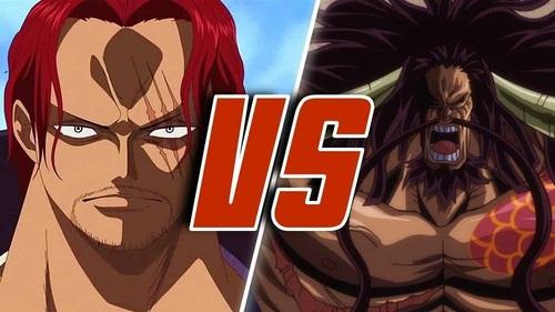 Shanks vs Kaido - Ont-ils combattu avant Marineford ?