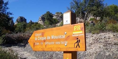 Le cirque de Mourèze