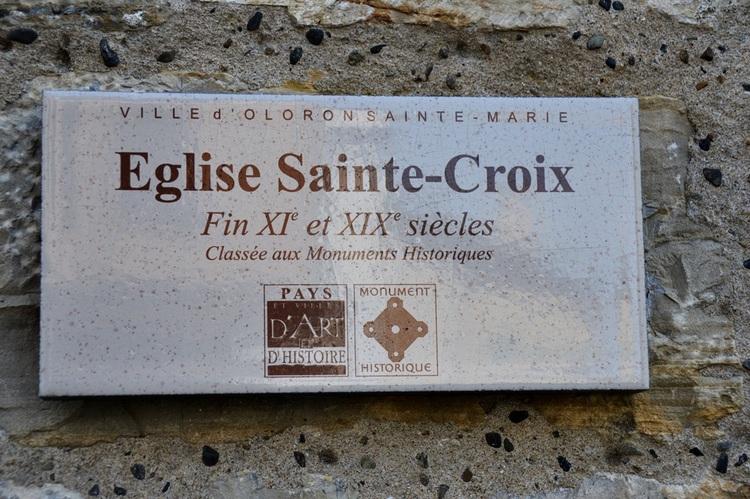 Oloron : Sainte Croix