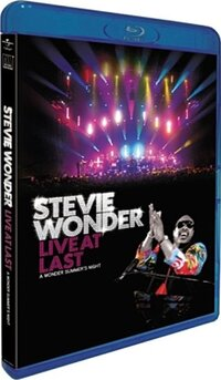 [Test Blu-ray] Stevie Wonder - Live at last : A Wonder Summer's Night