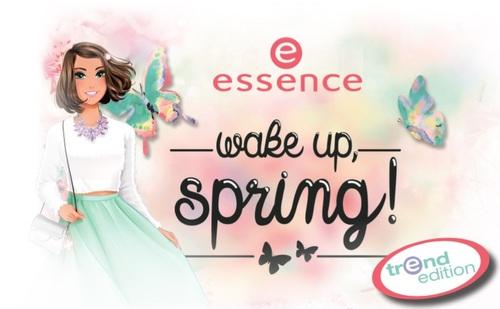 Nouveautés Catrice et Essence - Bold Softness & Wake up, Spring !