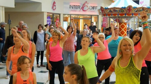 Quelques zumba du week-end