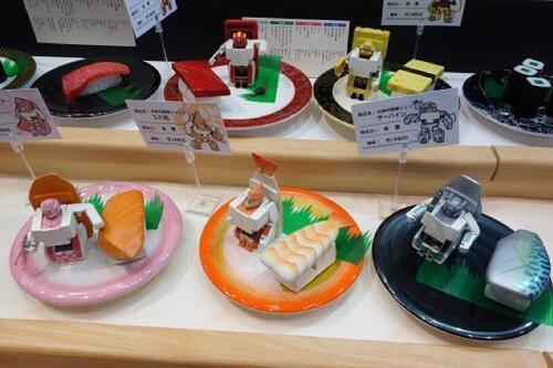 Les transformers au Japon...