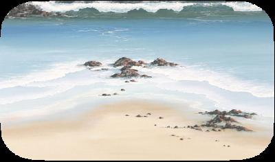 été  la plage 1