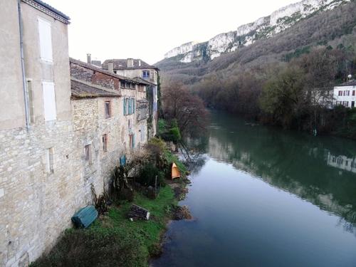 Zaint Antonin Noble Val dans le Tarn-et-Garonne (photos)