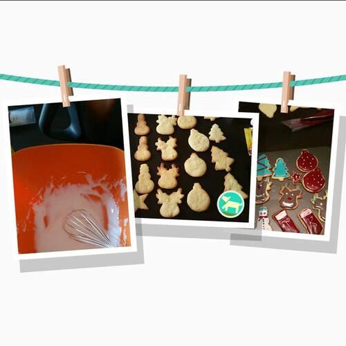 Gâteaux de noel