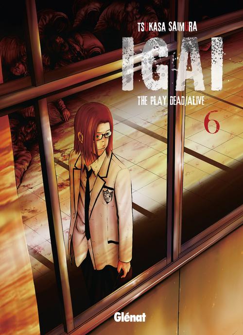 Igai - Tome 06 - Tsukasa Saimura