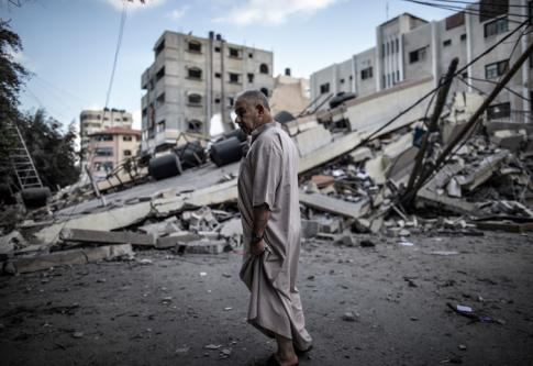 VU DE PALESTINE : Gaza, l'héroïsme des gens ordinaires
