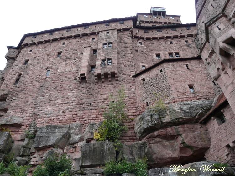 Haut-Koenigsbourg : Résumé historique