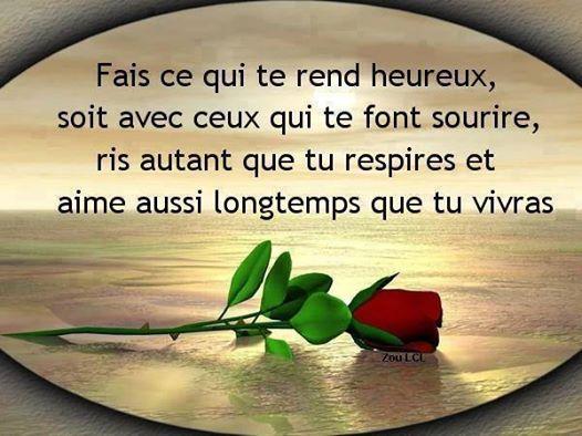 Un Poème de Moi Pour Vous !!