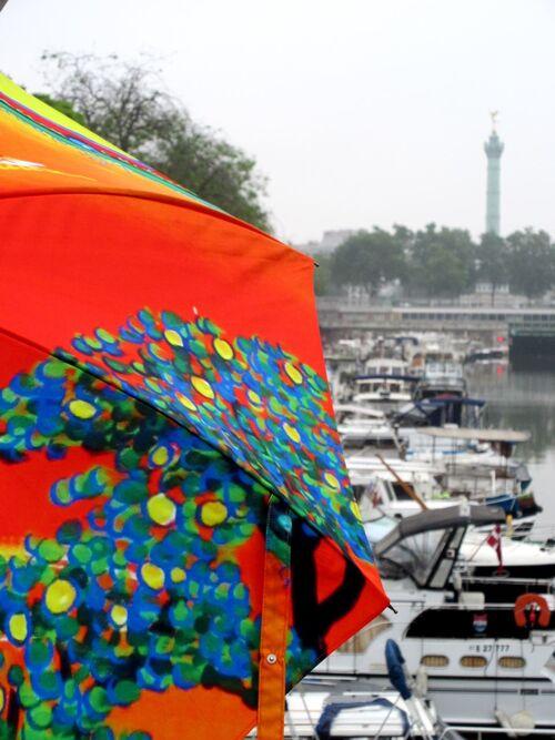Suite du parapluie-tour...