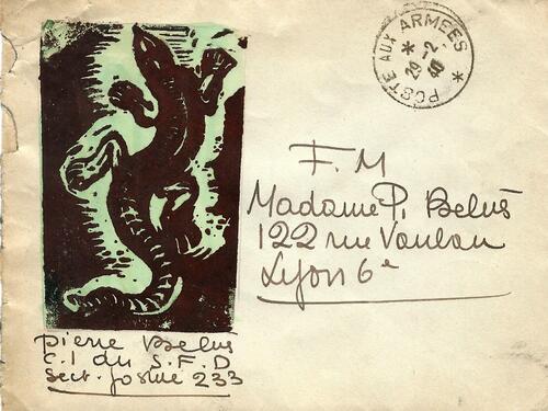Carte 40 / 29/02/1940