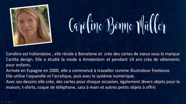 Caroline Bonne Müller