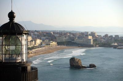 Blog de chipiron : Un chipiron dans les Landes, Le Phare de Biarritz