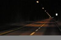 De Oppedal à Knarvik-tunnel 3 voies