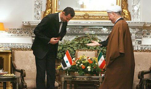 سوريا .. الأبواب المشرعة لإيران و ا