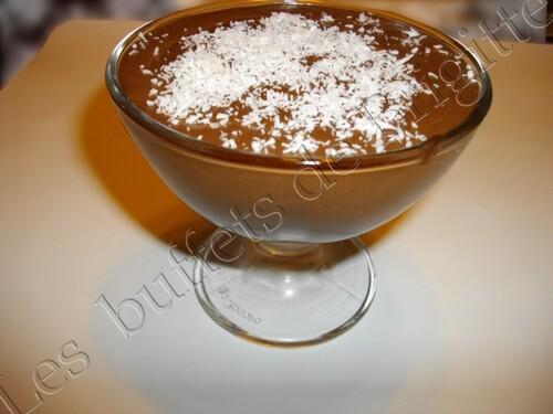 Créme  mexicaine au chocolat