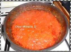 Conchiglioni Farcis Boeuf et Tomates