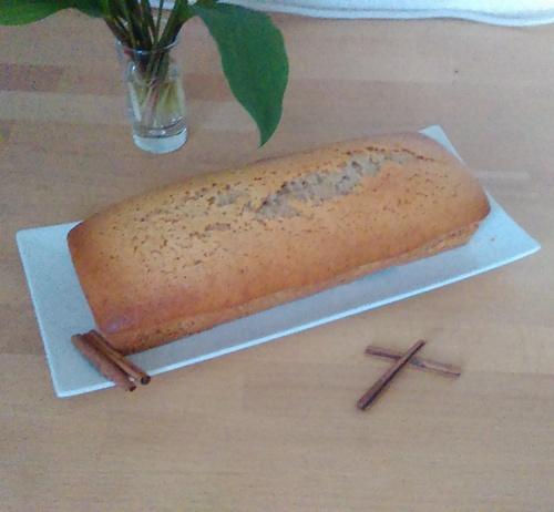 """Un pain d'épices """"maison"""""""