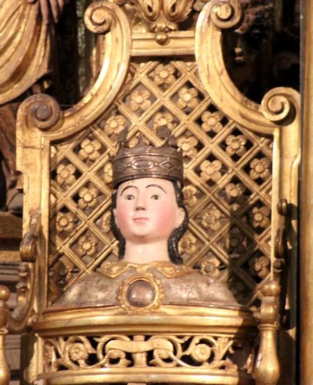 En Catalogne, les retables de l'église de Prats de Molló