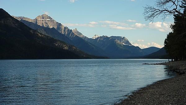Jour 14 Lac Waterton