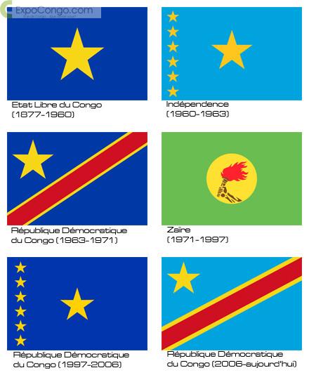 chefs d'état congolais