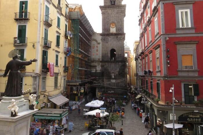 Photos-Villes du Monde 4:  Bons plans à Naples