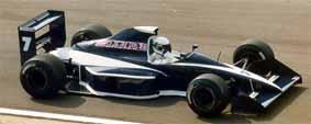 Brabham - Brabham Judd EV 3.5 V8
