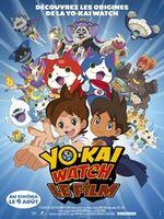 Yo-Kai Watch, le film : Nathan se trouve cette fois plongé dans le passé et va devoir triompher de Yo-kai maléfiques bien décidés à briser le lien d'amitié que notre héros a noué avec les Yo-kai. Avec l'aide de ses fidèles compagnons Whisper et Jibanyan et de son grand-père, Nathan va devoir découvrir comment la première Yo-kai Watch a été créée. ... ----- ...  Origine : Japonais  Réalisation : Shigeharu Takahashi  Durée : 1h 35min  Acteur(s) : Haruka Tomatsu,Romi Park,Tomokazu Seki  Genre : Animation  Date de sortie : 9 août 2017  Année de production : 2016  Titre original : Yo-kai Watch: The Movie  Critiques Spectateurs : 2,8  Critiques Presse : 2,4