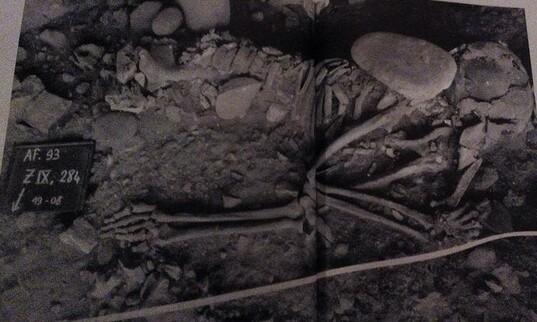 L'homme d'Afalu Burmel, le site historique le plus important
