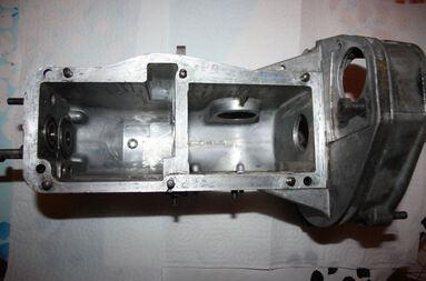 Restauration d'une Vespa 400
