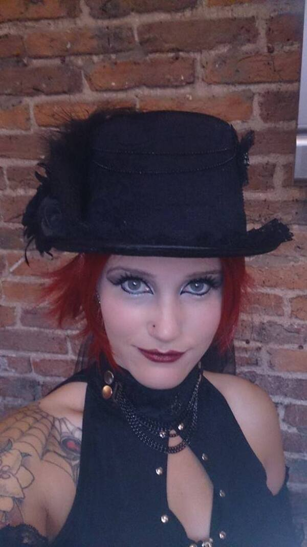 Boutique Gothic-Hats