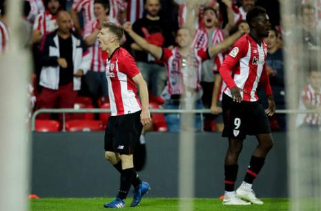 Maillot de foot Athletic de Bilbao pas cher 2019 Domicile