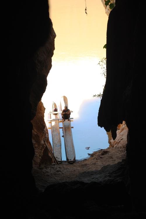 Békopaka porte des Tsingys