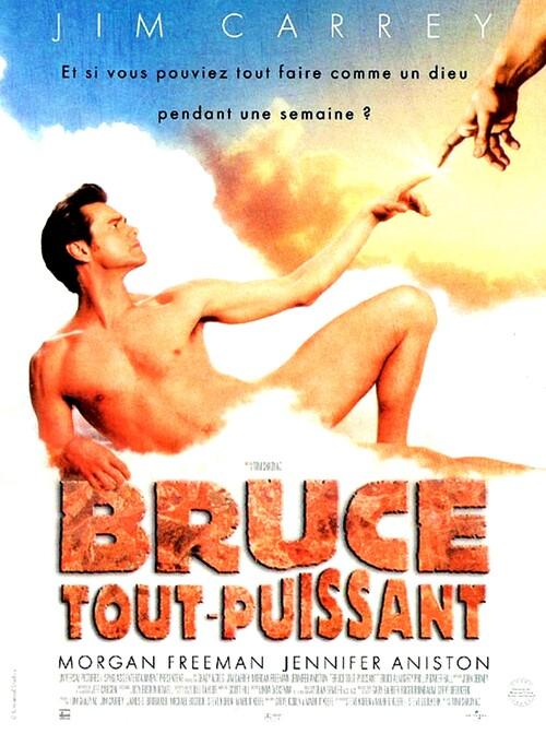BRUCE TOUT PUISSANT BOX OFFICE FRANCE 2003